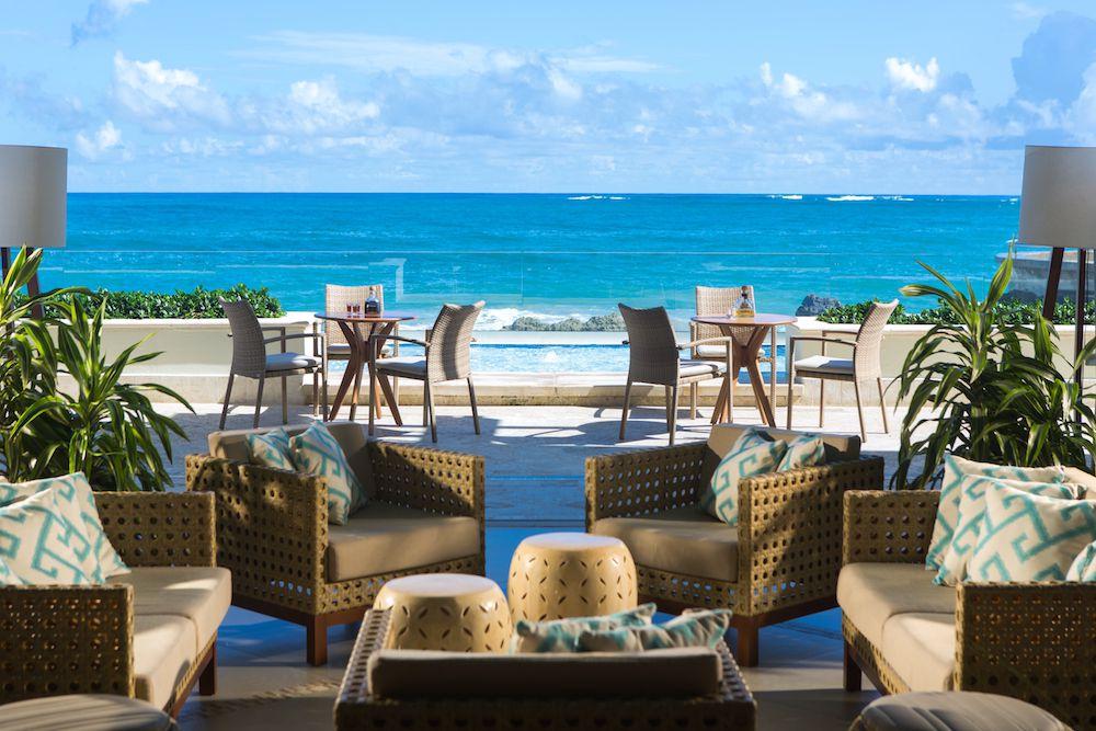 Ocean View Restaurants In San Juan Puerto Rico