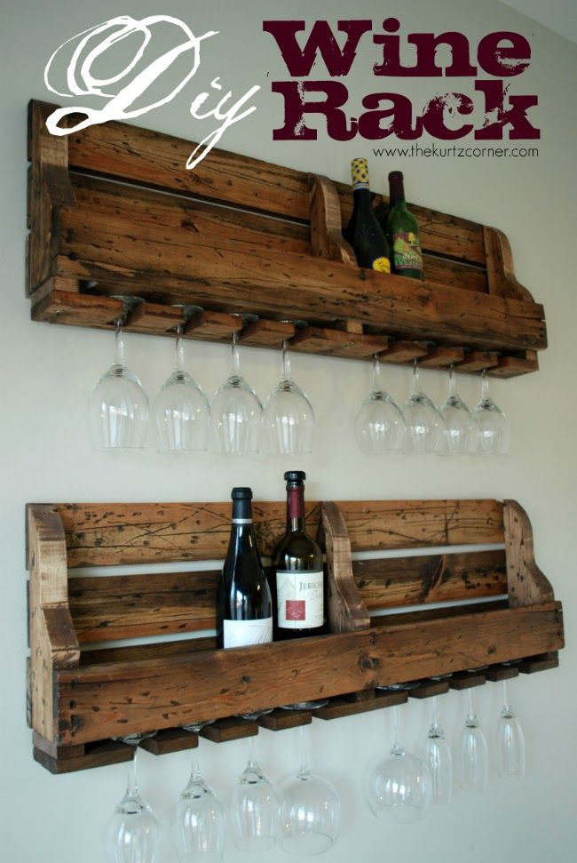 Free DIY Wine Rack Plans You Can Build Today - Diy wine storage ideas