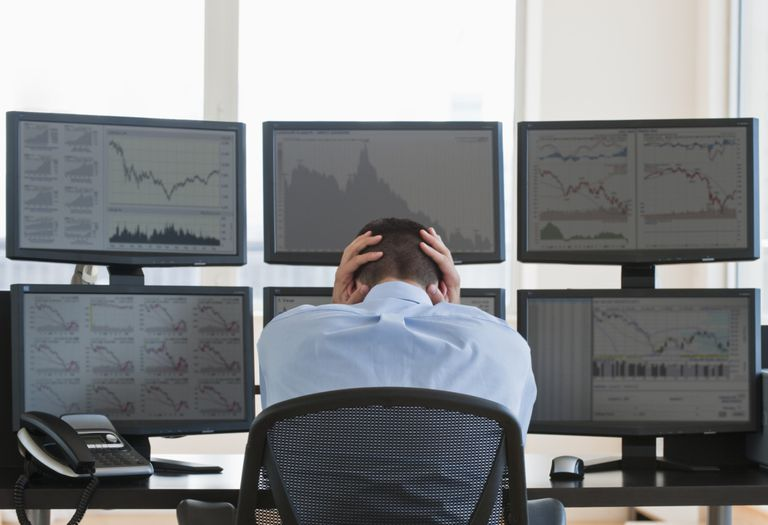 frustrated trader - why trading is so tough