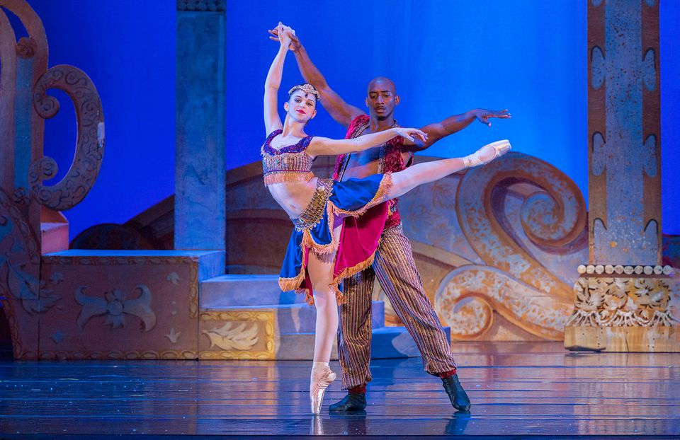 "Inland Pacific Ballet's ""The Nutcracker"""