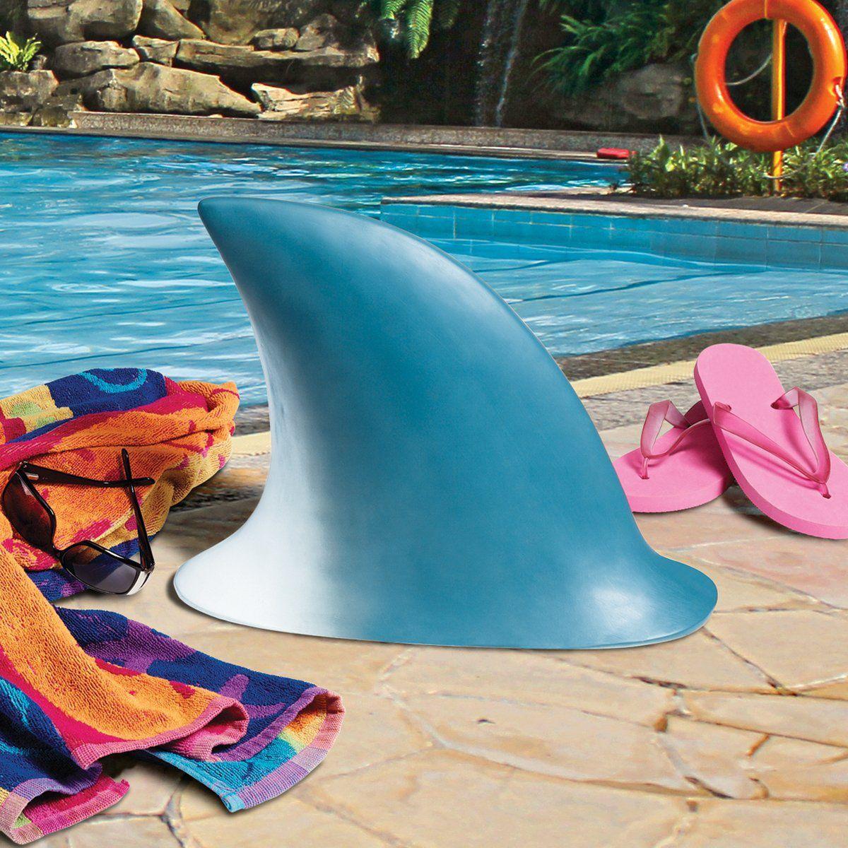 Shark Party Decor For Your Yard Shark Pool Toys