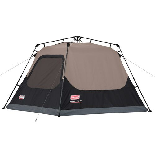 A Camper's Coleman Instant Tent Review