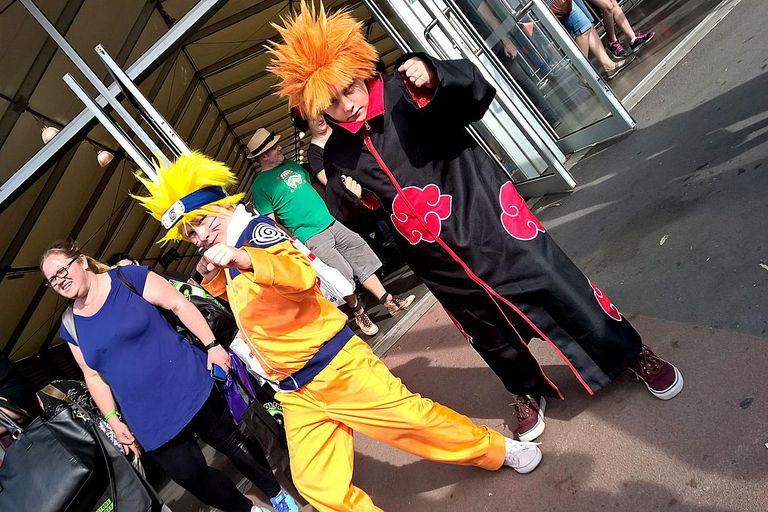Anime Costume Resources