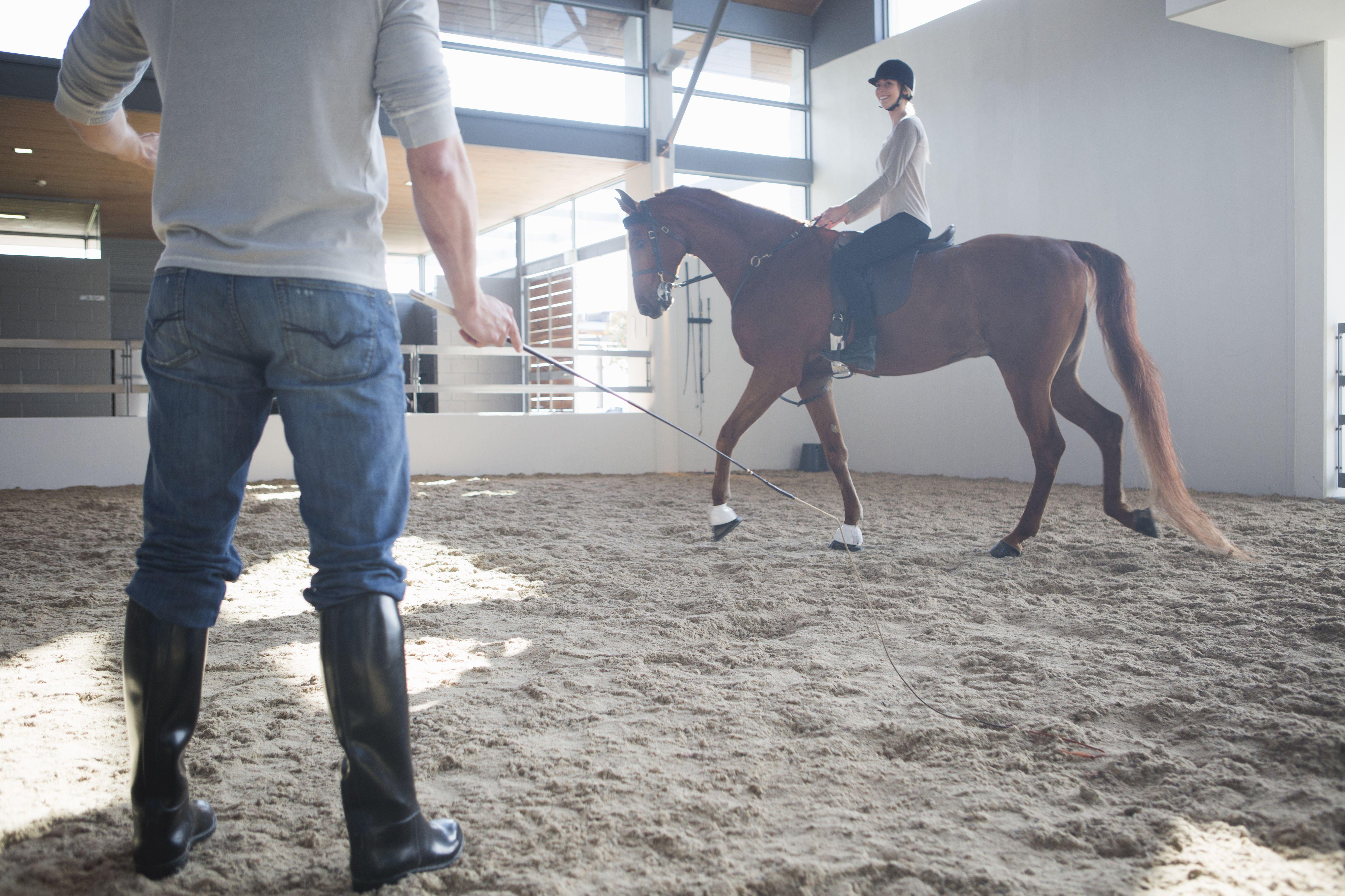 Horse Riding & Equestrian Sports