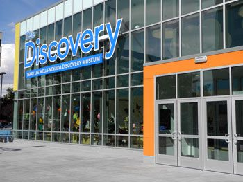 The Discovery children's museum in Reno, Nevada, NV