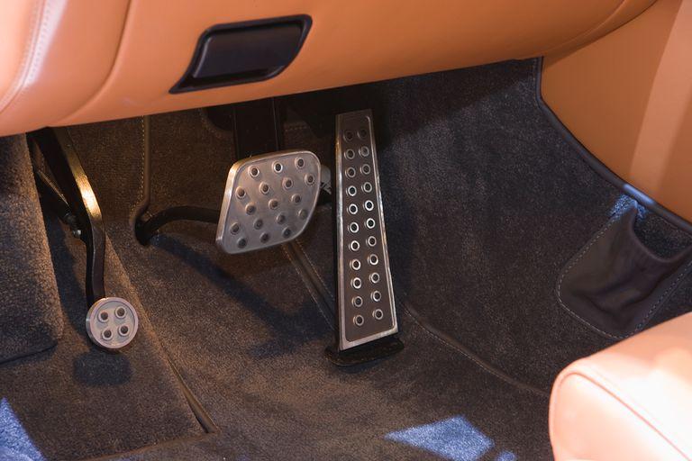 2008 Bentley Brooklands brakes