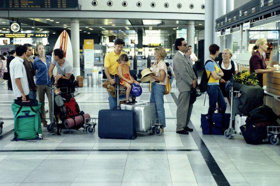 US Airways baggage policies.