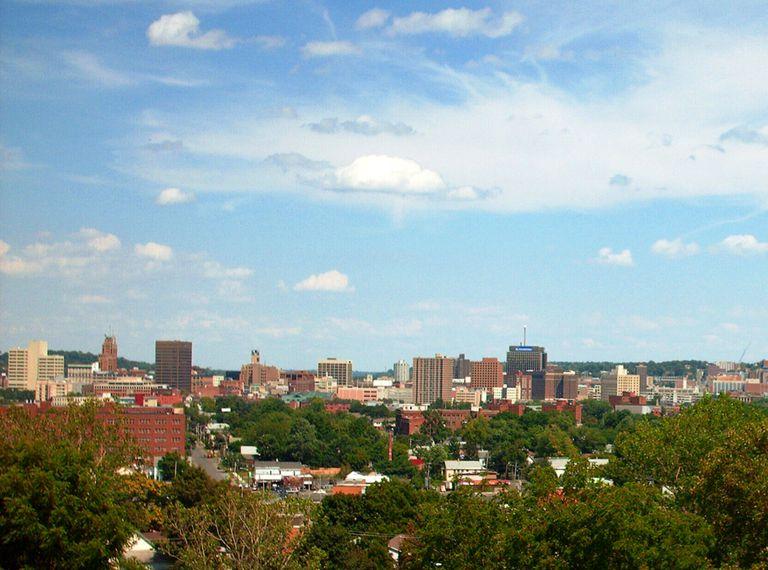 City of Syracuse, New York