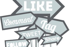 Build an Attentive and Engage Social Media Following