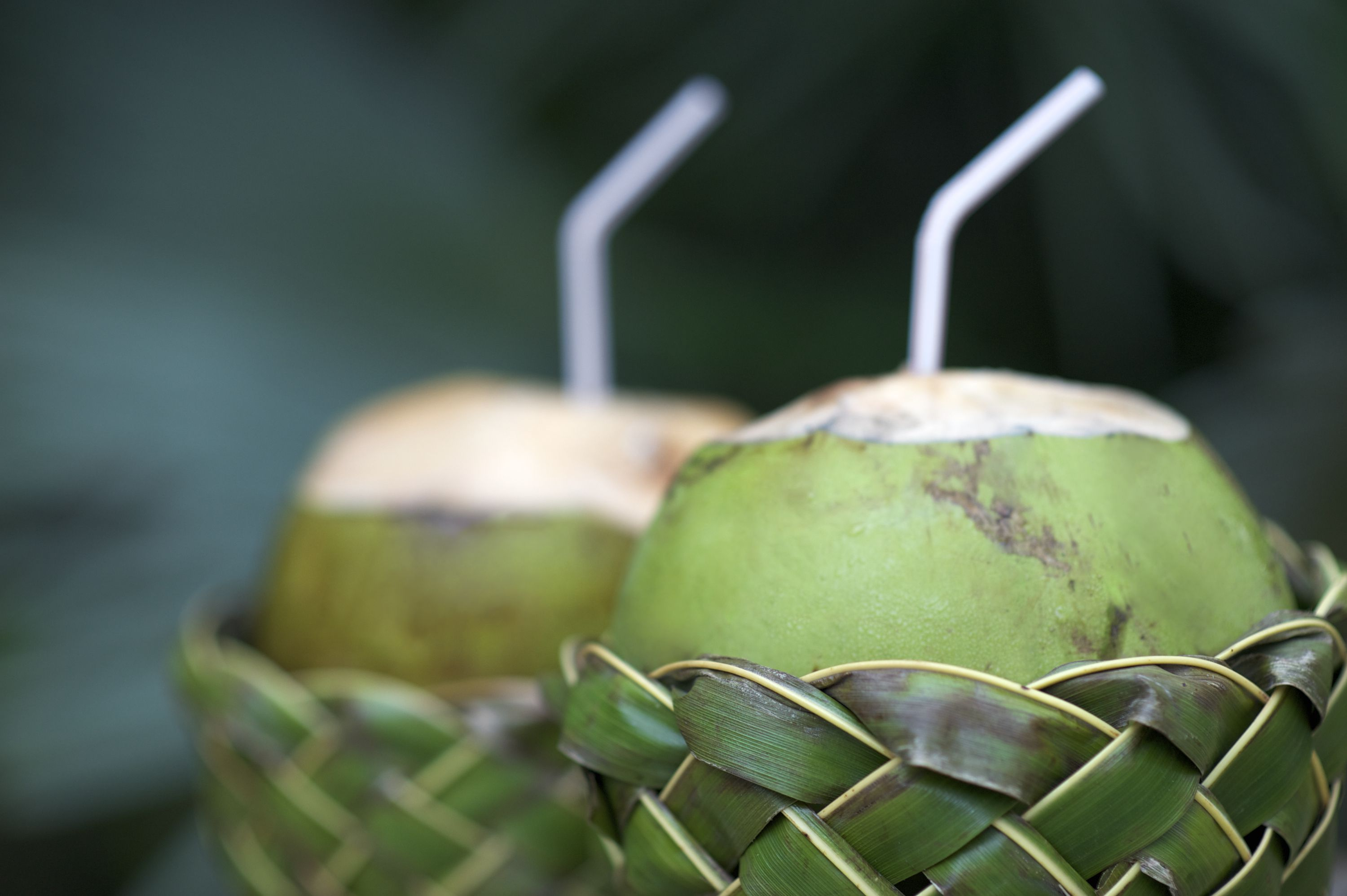 Healthy Coconut Water Drinks