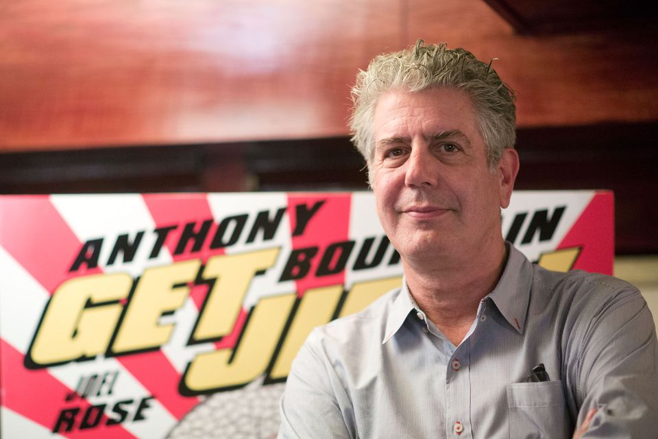 Here's where Anthony Bourdain went in San Jose