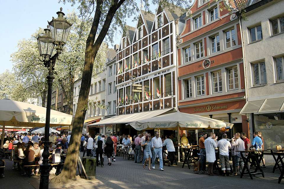 Old Town of Dusseldorf
