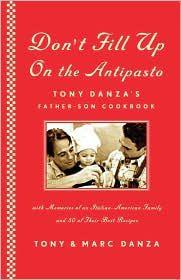Don't Fill Up on the Antipasto - Cookbooks for Men