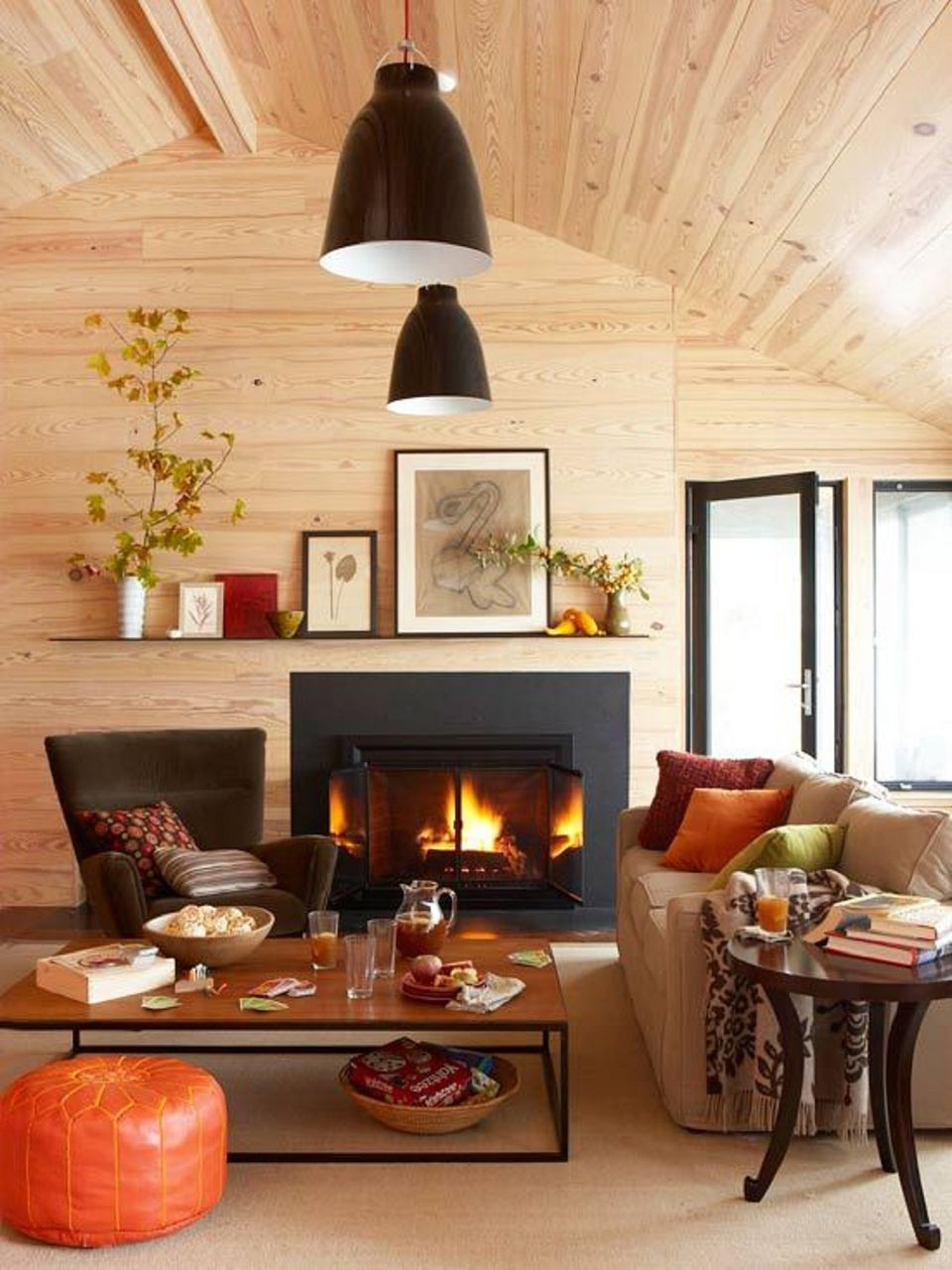 Home Decorating Ideas Farmhouse Nice 99 Modern Farmhouse: 24 Creative Fall Harvest Home Decor Ideas