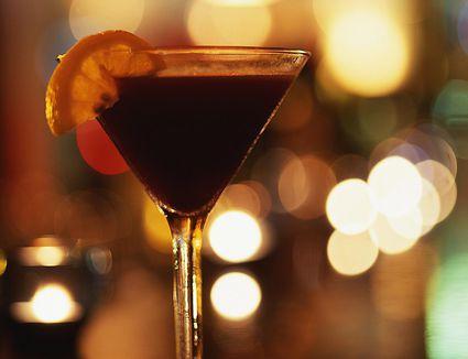 Sapphire Alpine Cocktail Recipe With Bombay Sapphire