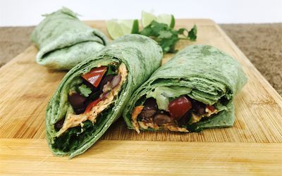 Healthy chicken liver and avocado baby food recipe beans and greens healthy chicken burrito recipe forumfinder Images