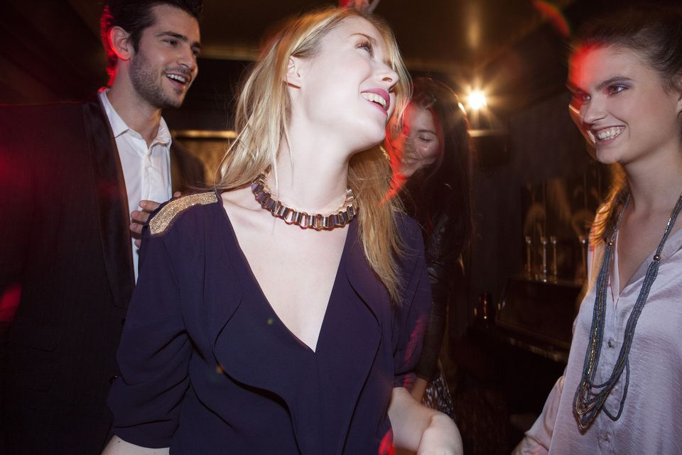 Not all clubs in Paris require formal attire-- but it's probably best to eschew jeans and t-shirts.