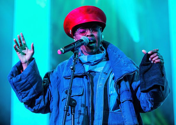 Nas and Lauryn Hill In Concert - Sterling Heights, MI
