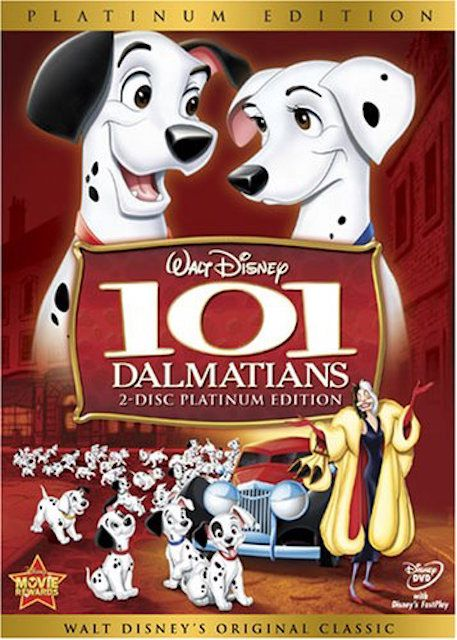101 dalmatians disney movie