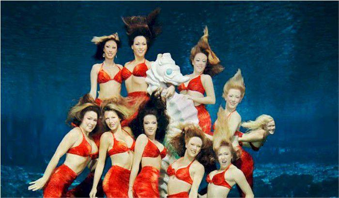 Weeki Wachee Springs Mermaids