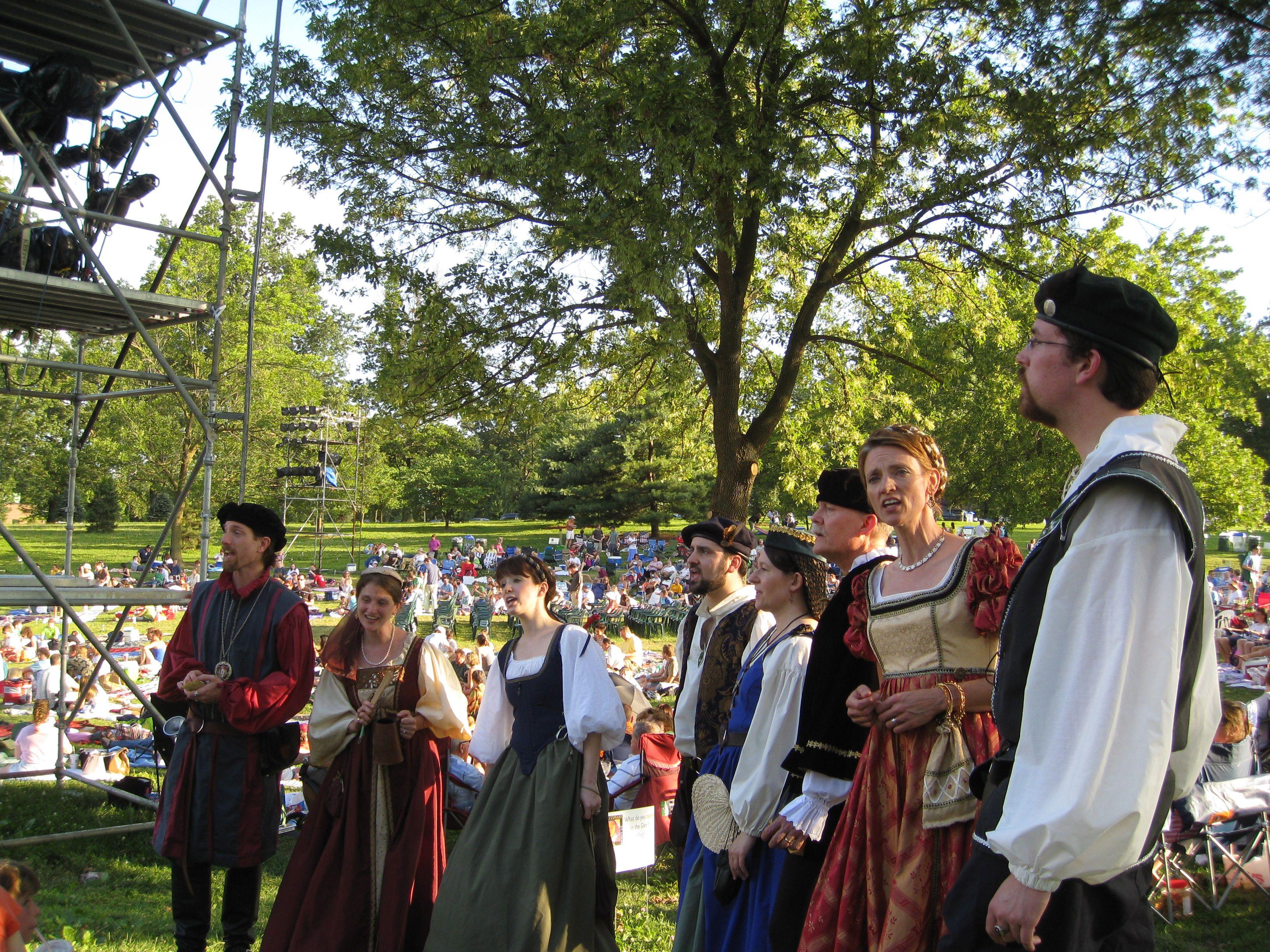 O Brien Auto Park >> Free Fun in the Summer: Shakespeare Festival St. Louis