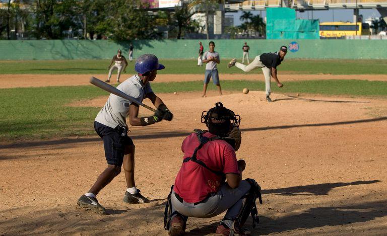 Parámetros para firmar prospectos del béisbol