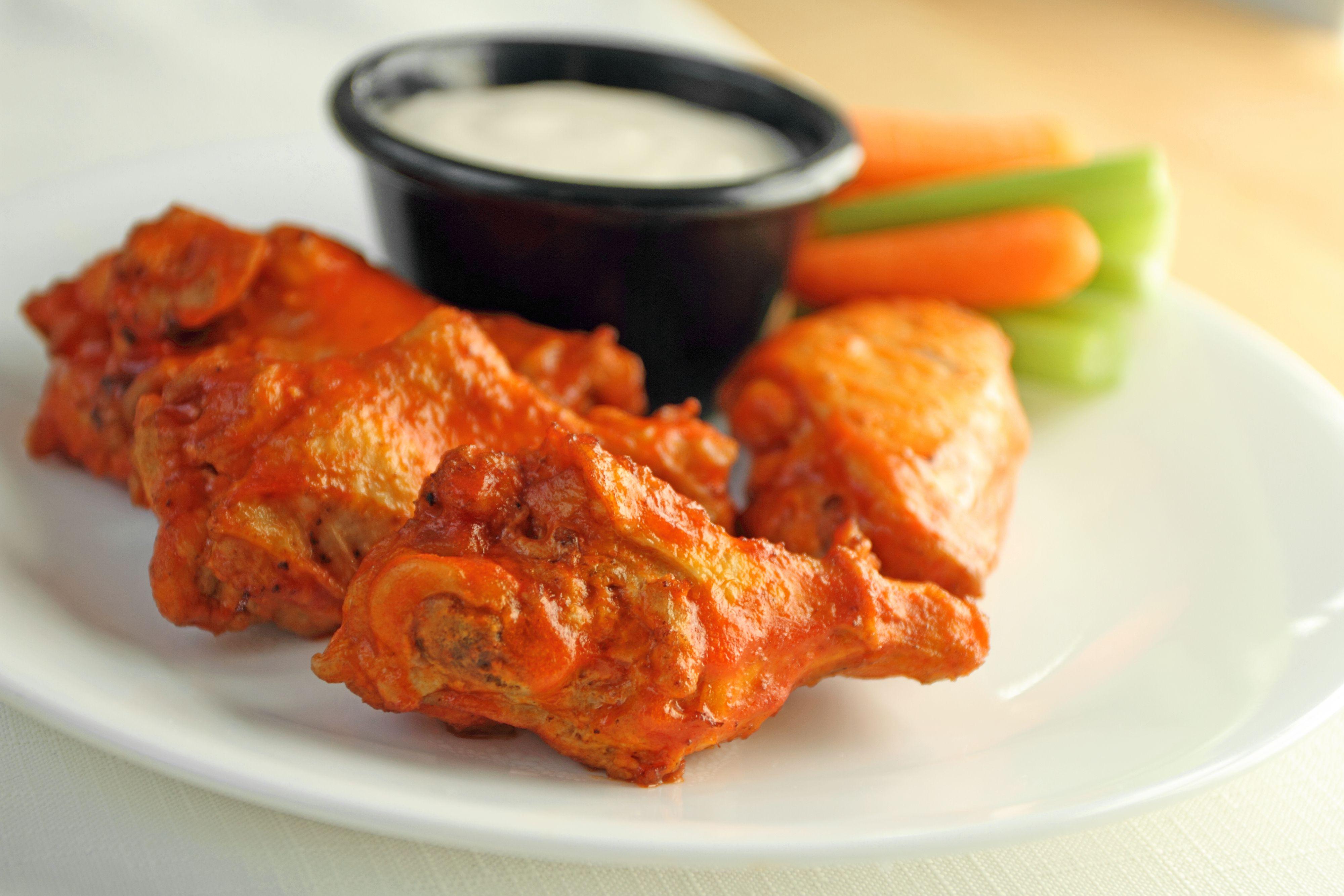 Buffalo Chicken Wings Recipe From The Anchor Bar In Ny