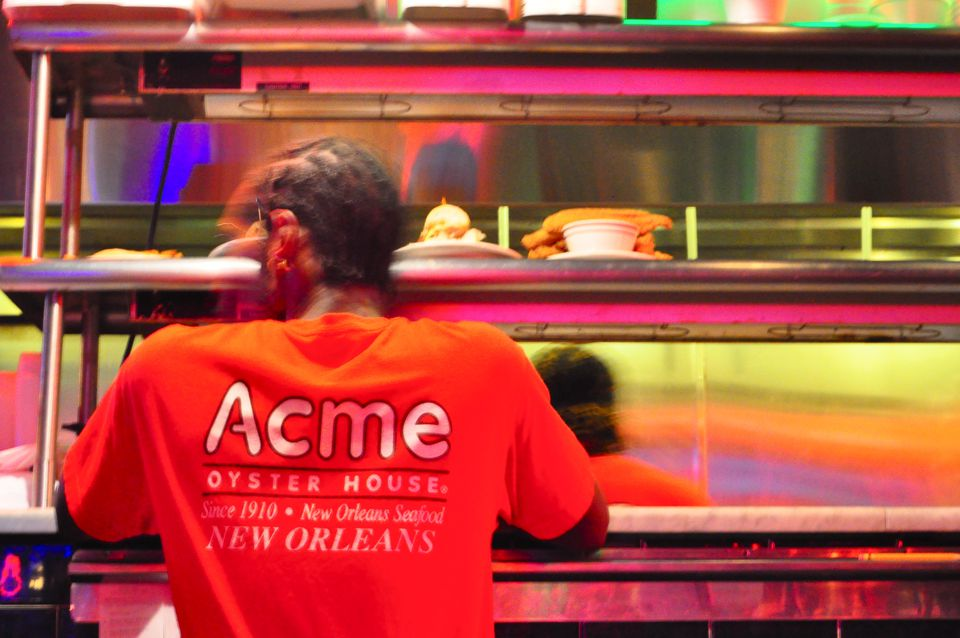 The Pass at Acme Oyster House
