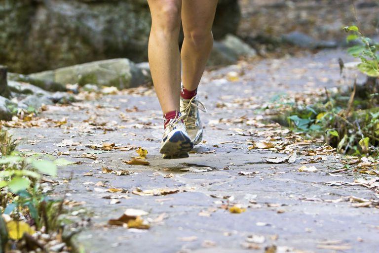 runner on path