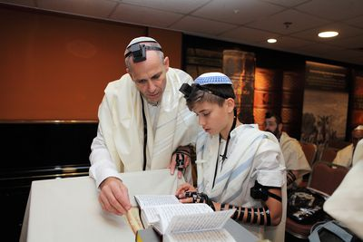 The Jewish Bat Mitzvah Ceremony For Girls