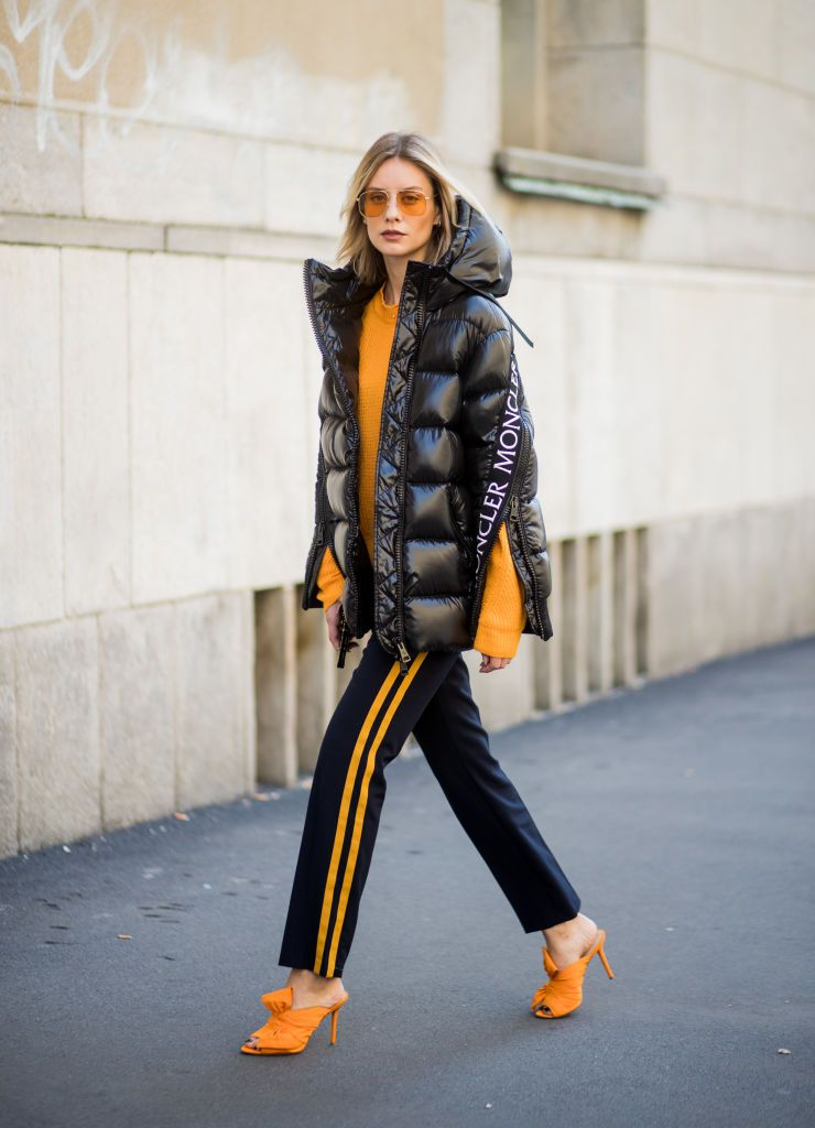 20 Cute Puffer Coat Outfits Inspired by Street Style