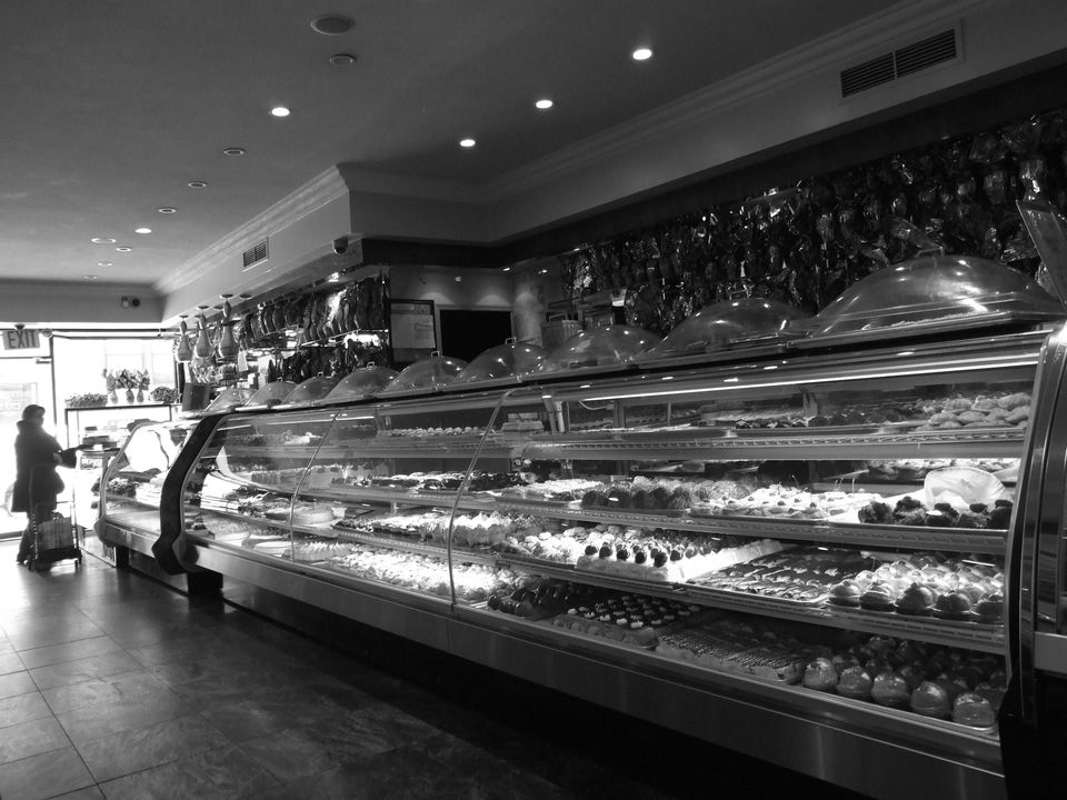 Rocco's Pastry Shop, Blecker Street, NYC