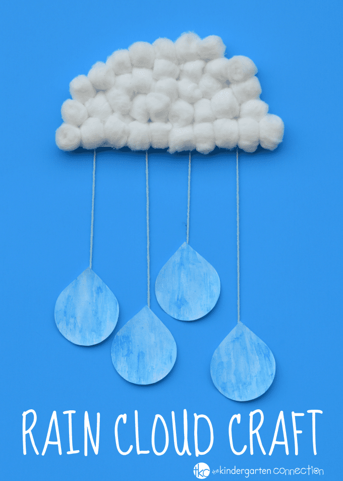 10 Cloud Crafts For Kids