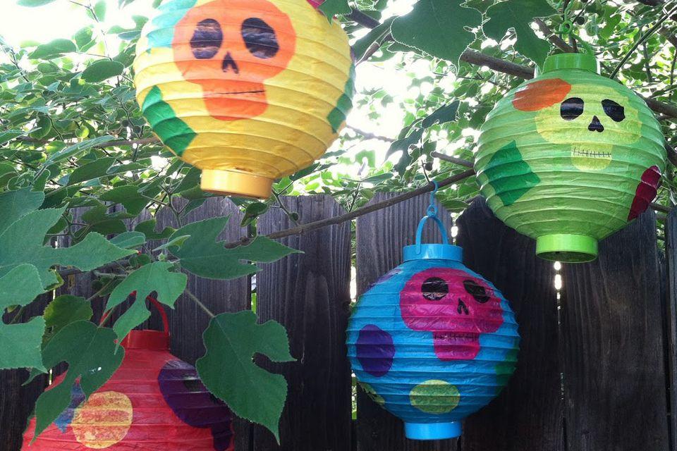 Sugar-Skull-Lanterns