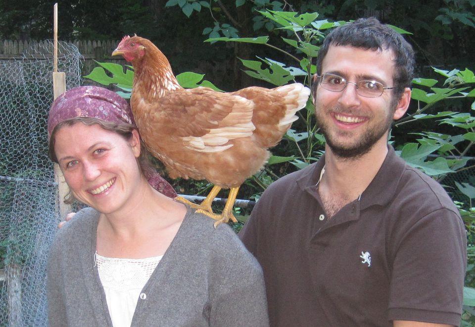 Anna and Naf Hanau of Grow & Behold