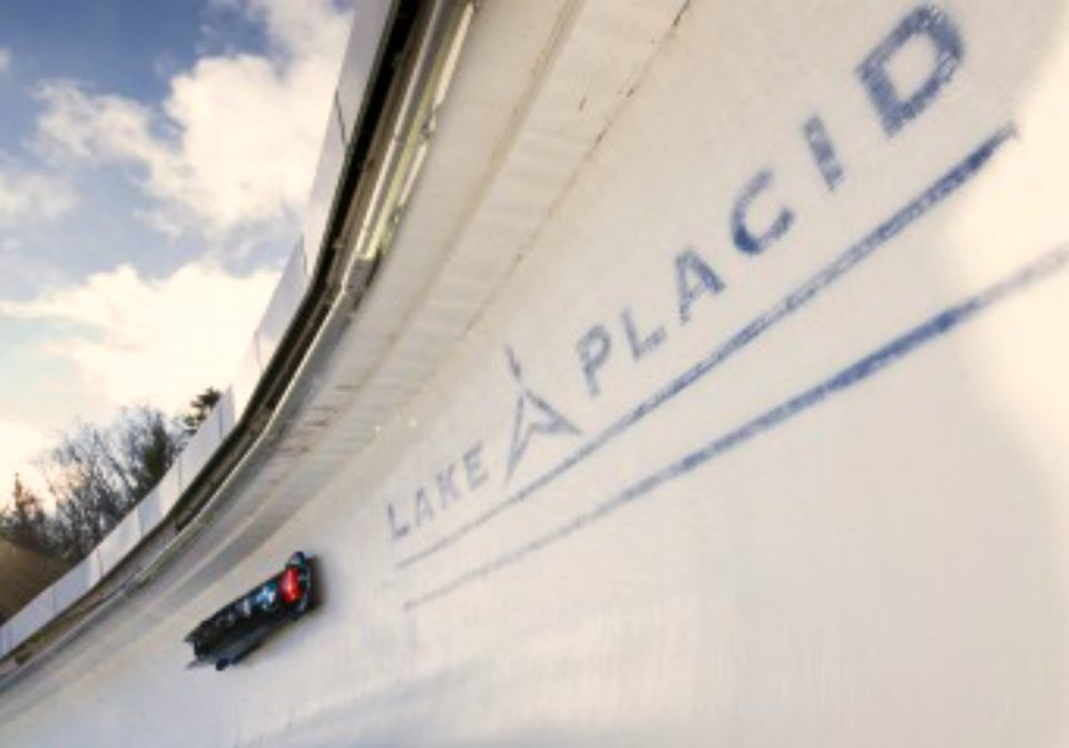 Bobsled Experience at Whiteface Mountain Lake Placid