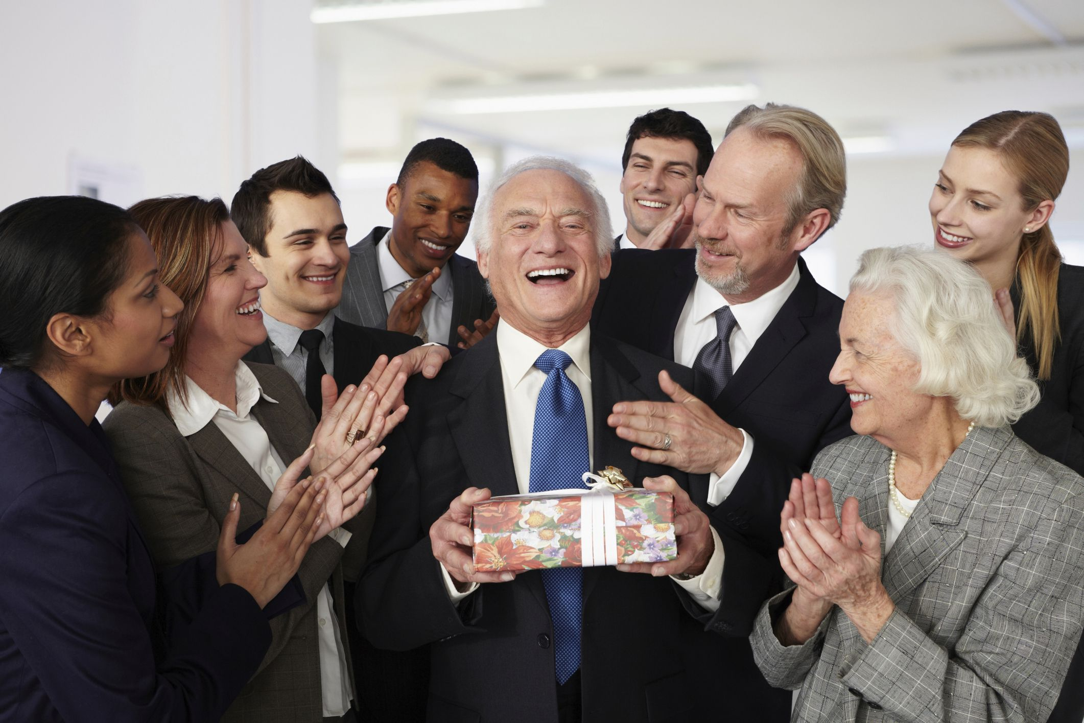 gift giving in the business world