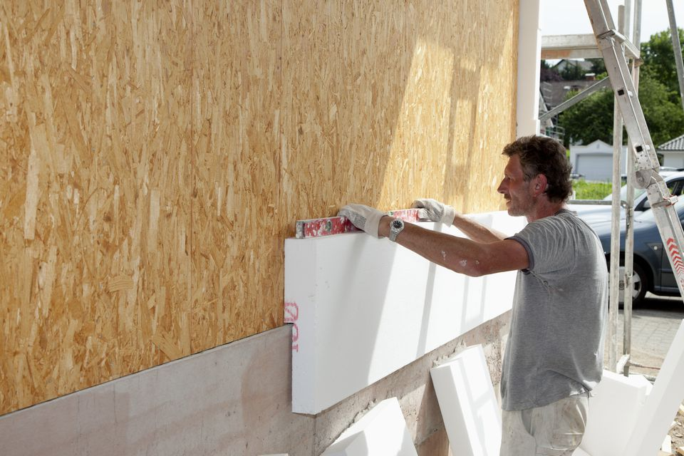 Installing Rigid Foam Insulation