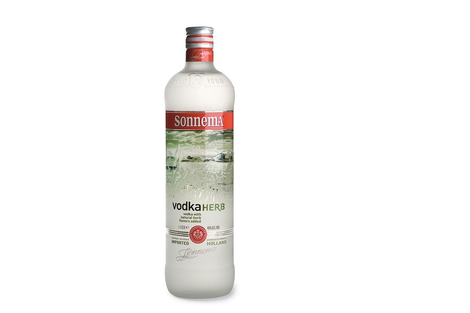 Sonnema VodkaHerb - Dutch Grain Vodka with Herbal Infusion