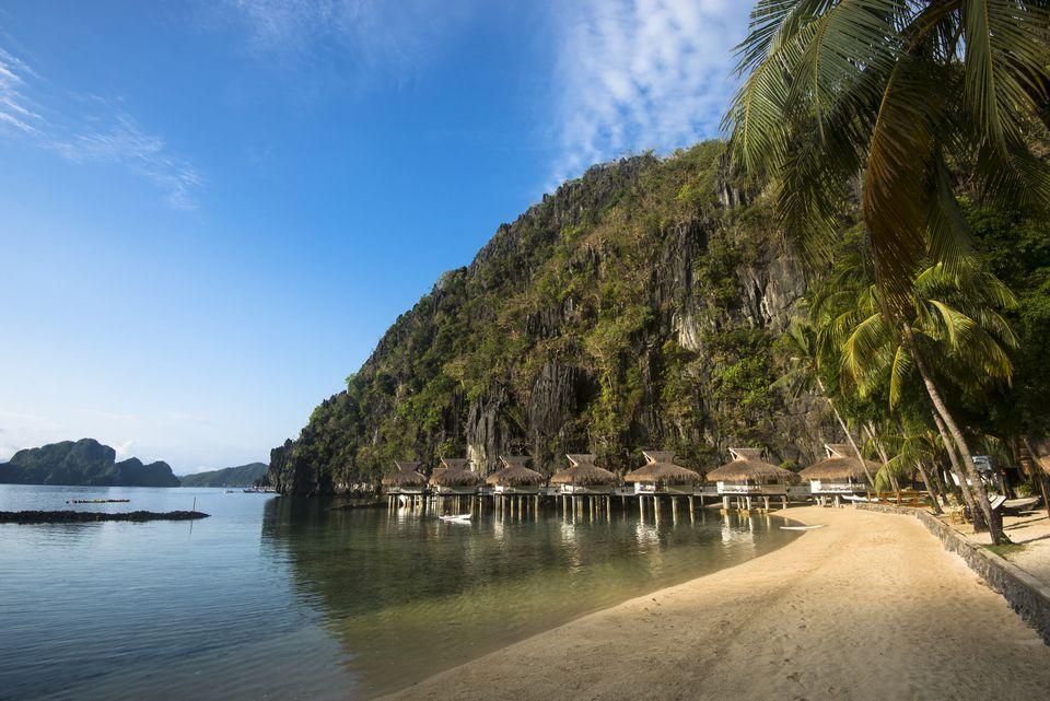 Miniloc Resort in El Nido, Philippines