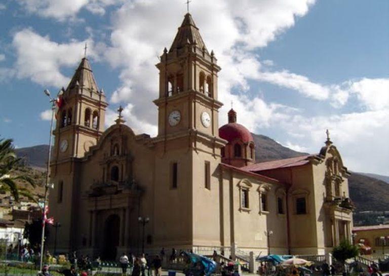 Catedral Santa Ana en Tarma