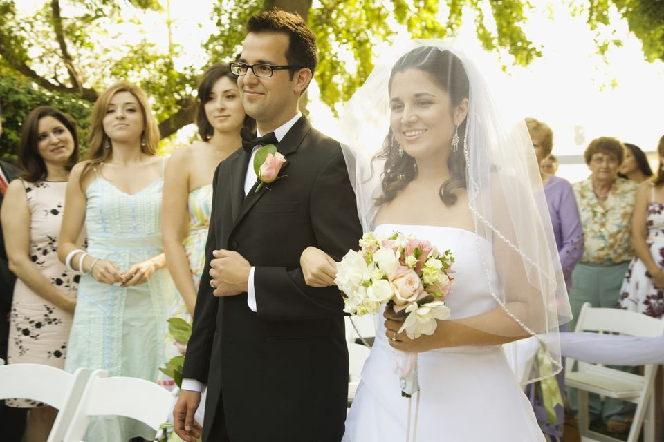 The Four Most Popular Wedding Ceremony Songs