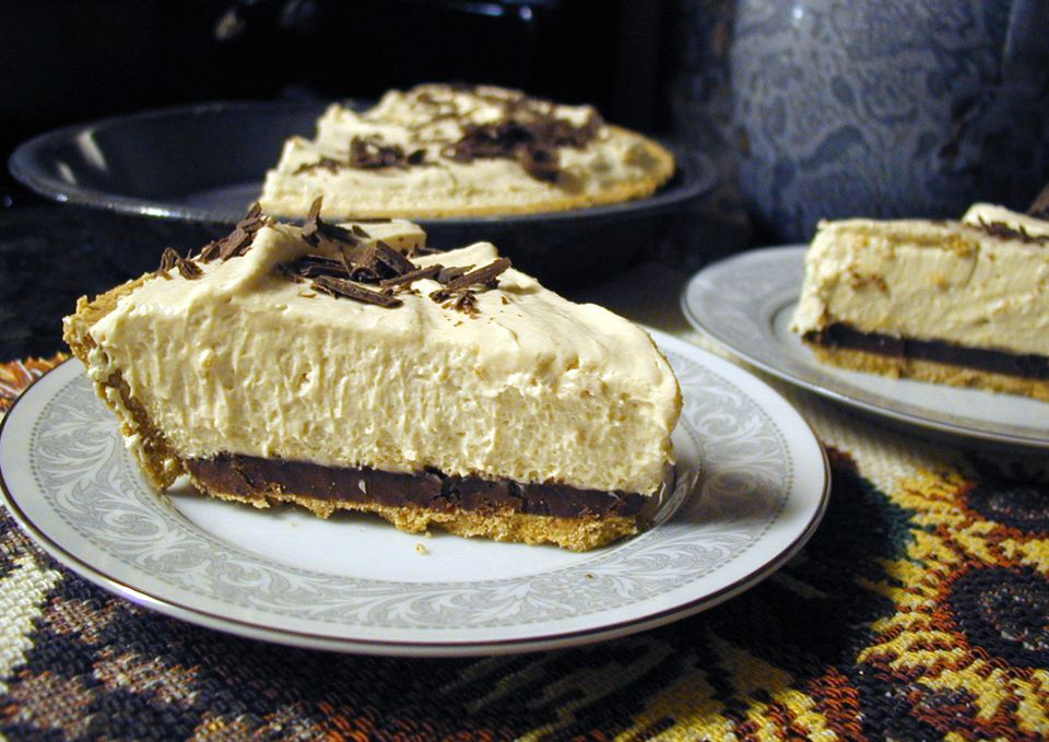 Peanut Butter Silk Pie