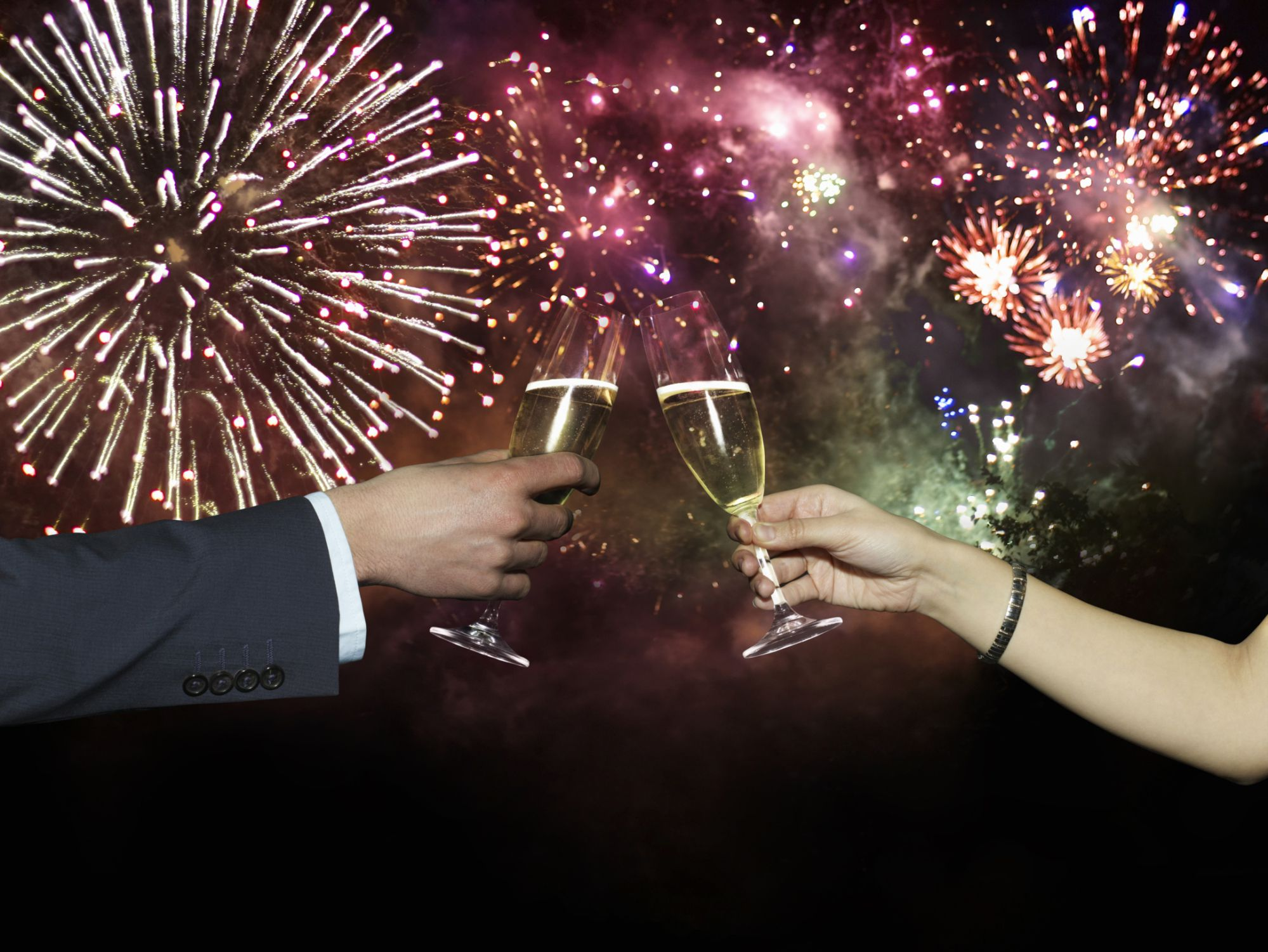 Things To Do For Couples On New Years Eve