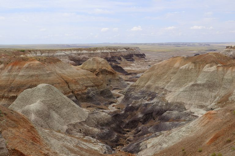 Painted Desert, Arizona, USA