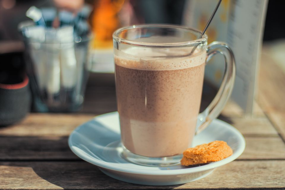 Germany hot chocoate