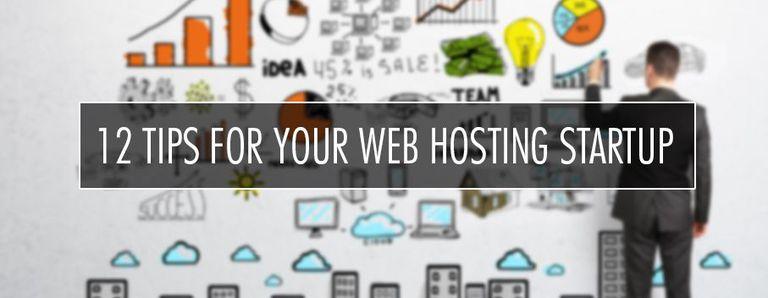 starting a hosting company