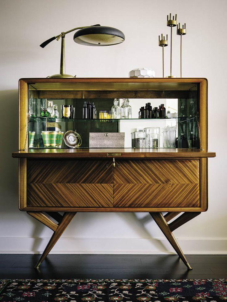 5 Swanky Bar Cart Styles