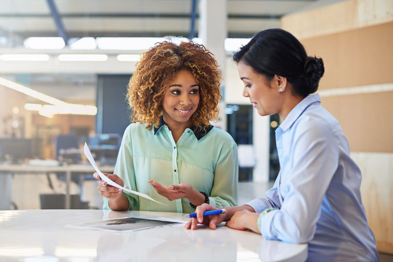 What are the things that your HR manager wishes you already knew about the workplace as a young employee asks an older person a question.
