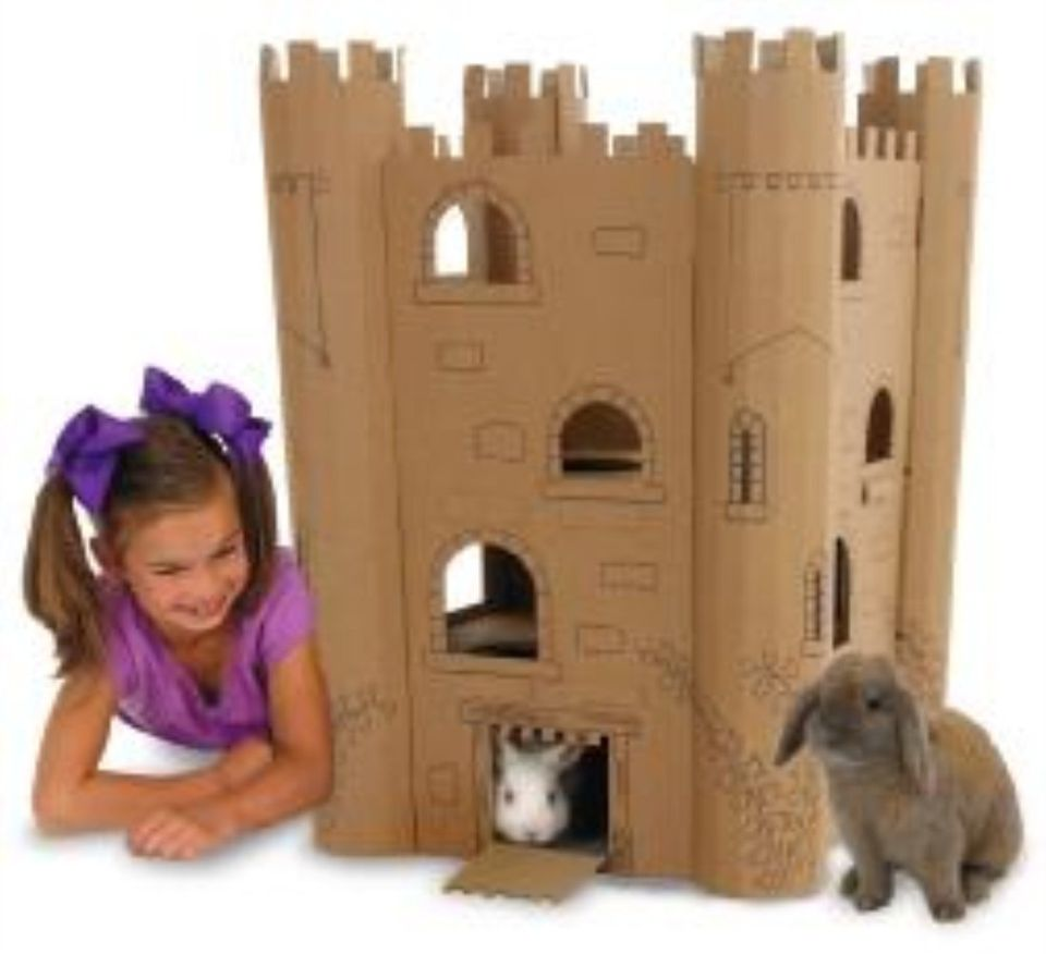 The Best Toys For Pet Rabbits